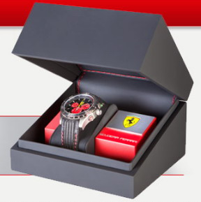 Reloj Ferrari Banco Santander Precio