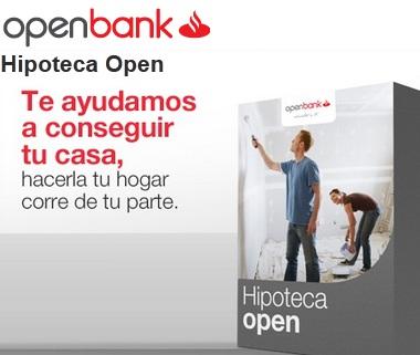 Openbank iguala la hipoteca del banco santander ahora al for Hipoteca oficina directa