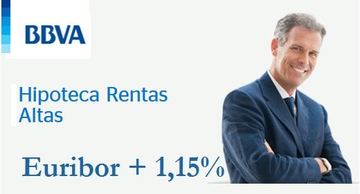 Bbva ofrece ahora su hipoteca al euribor 1 15 los for Hipoteca oficina directa