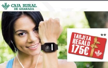 Caja rural granada te regala un reloj inteligente por for Caja rural de granada oficinas